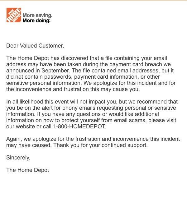 Home Depot Canada Credit Card Log In or Apply