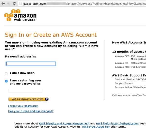 aws-phishing