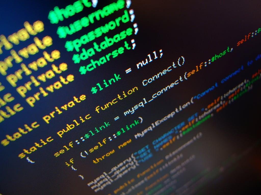code syntax