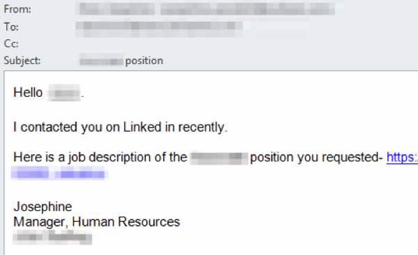 linkedin-job-email