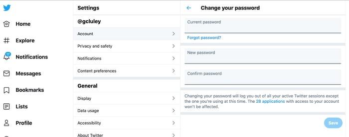 twitter-change-password