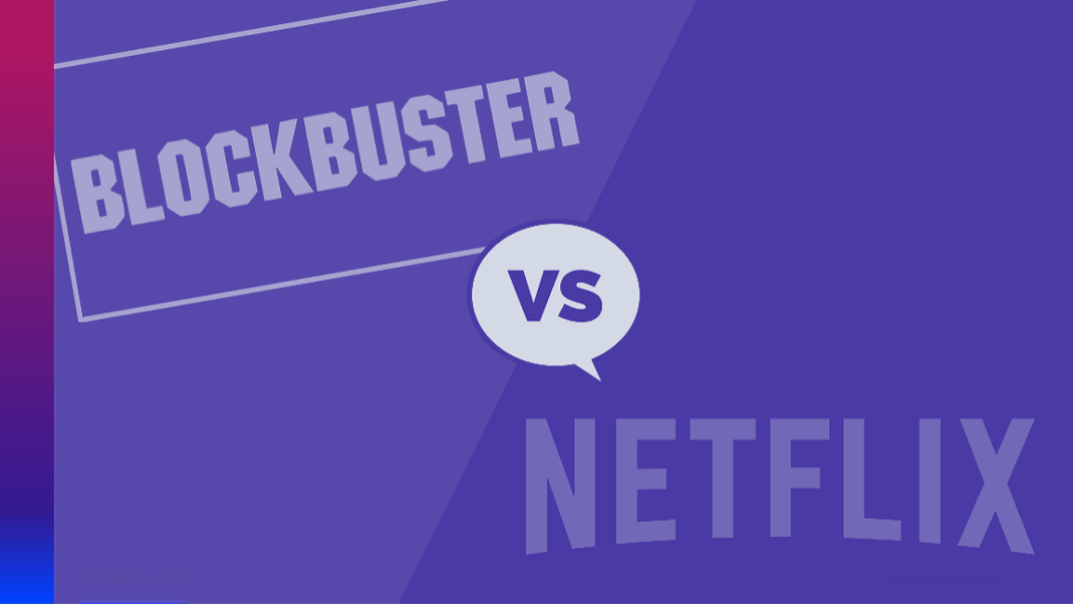 Technology Providers: Would You Rather be Blockbuster or Netflix?