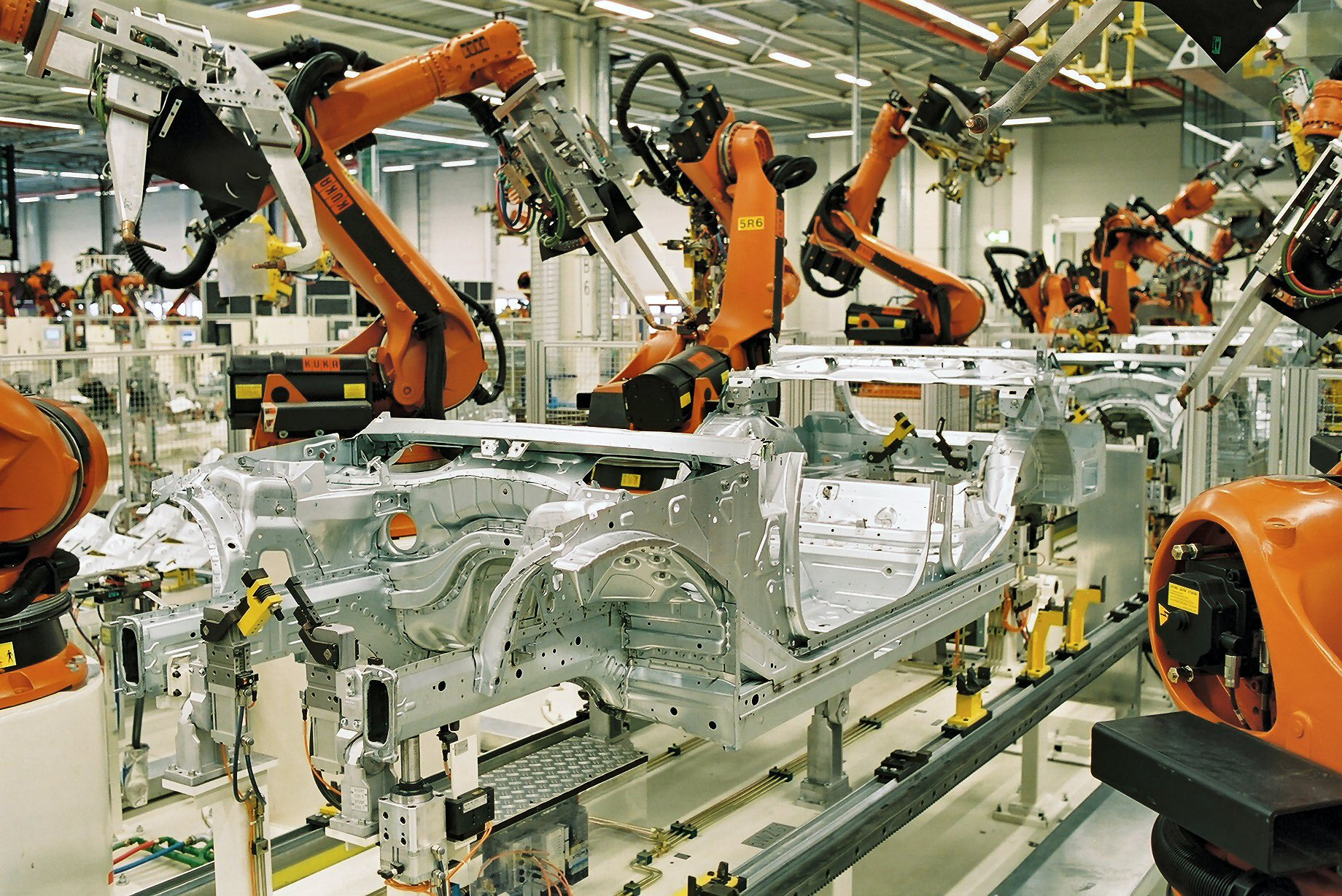 Bolstering Industrial Cyber Security in the Age of IoT