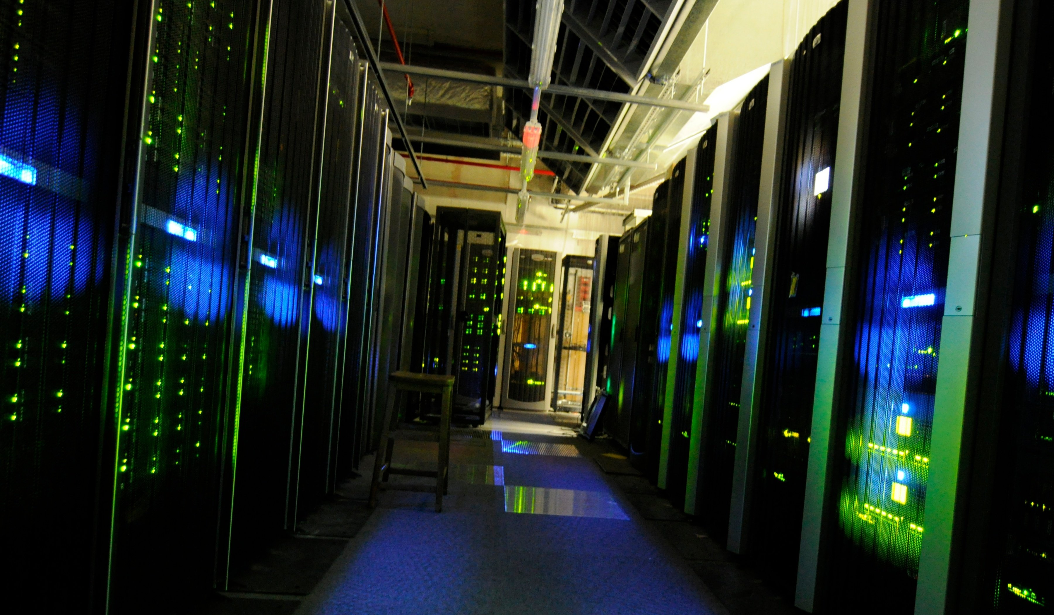 Security and performance required to support data center transformation, survey shows